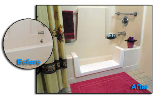 Walk in Bathtub Conversions
